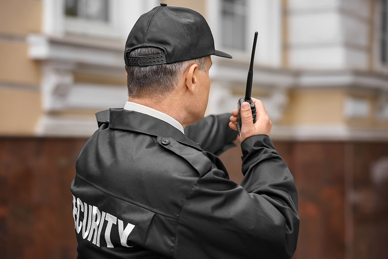 How To Be A Security Guard Uk in Lancaster Lancashire